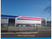 Portal way (W3) Office Space London to Let
