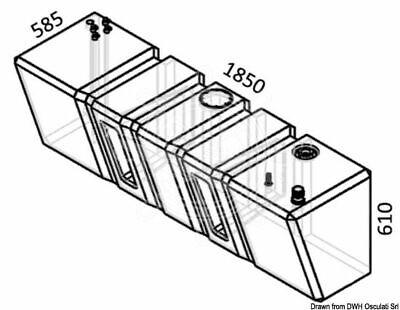Racor Diesel Fuel Water Separator