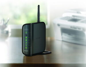 Routeur sans fil Belkin N150 Enhanced