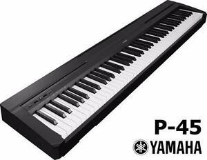 P45B /  P115B Piano 88 notes pesées Yamaha