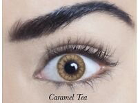 Natural Coloured Contacts
