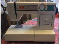 Electric sewing machine Toyota