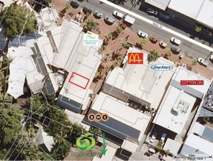 PRIME RETAIL SPACE CLOSE TO 24 HOUR MCDONALDS Airlie Beach Whitsundays Area Preview