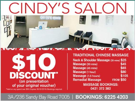 Cindys salon massages gumtree australia hobart city sandy bay 1 of 3 fandeluxe Image collections