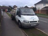 Repairs spares tipper just out mot READ ADVERT no offers