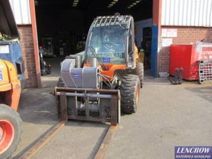 Used 2000kg Ausa Telehandler with Boom Extension Archerfield Brisbane South West Preview