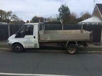 Repairs spares no mot transit 2.4 rwd tipper Px clearance