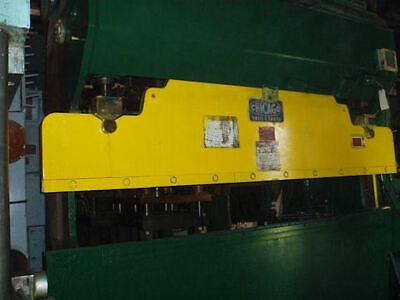90 Ton D K Mechanical Press Brake 60 Ton Med Stroke 90 Ton Bottom Of Stroke 3