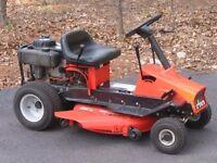 Ariens ride on mower