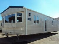 Static Caravan For Sale ABI Summer Breeze Delux 2017 £20,995 Shaw Hall Caravan Park, Lancashire