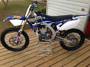 TRICK 2010 YAMAHA YZ250F FOR PARTS