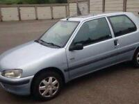 1.1 Peugeot 106