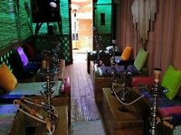 OFFERING 10% OWNERSHIP OF SMALL SHISHA LOUNGE / CAFE - PARK ROYAL! UNIQUE OFFER! MENTORING INCLUDED.