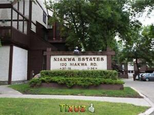 St.vital 3 Bedroom townhouse Available July 1 or Sooner!