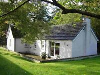 2 BED FURNISHED COTTAGE FOR SHORT TERM LET NEAR TURRIFF