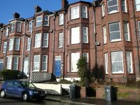 Delightful one bedroom flat, center of Exeter, new carpet, separate double bedroom, lounge, kitchen