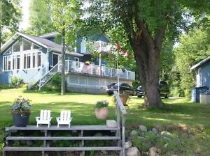 Family Friendly Retreat on Pickerel Lake near Huntsville Ontario