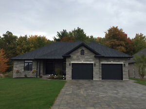 Custom Built by Dick Masse Homes in Dorchester London Ontario image 1