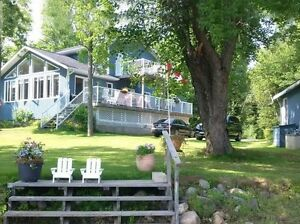 PRIVATE! Beautiful Cottage Rental on Pickerel Lake - Huntsville