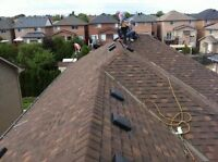 E- Jia Roofing - Free Estimate - Ten Year Labour Warrenty