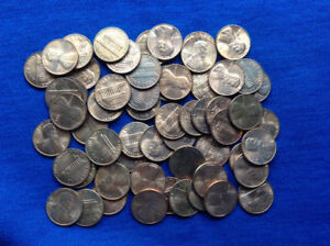 OLD UNITED STATES LINCOLN WHEAT PENNIES