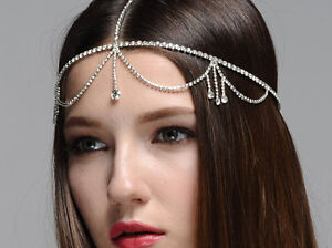 Jeweled Headpiece Clothing Shoes Accessories Ebay