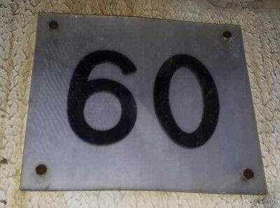 targa Porta numero civico indirizzo scegli misura e colore targhetta plexy xx