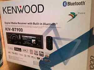 Kenwood BT900 and Infiniti speakers for sale