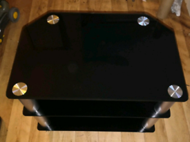 Smart Glass TV stand