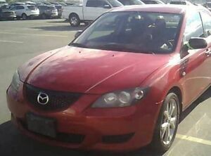 2005 MAZDA 3 ETEST SAFETY NAVIGATION CLEAN CAR PROOF