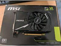 MSI GTX 1060 6GB AERO ITX GRAPHIC CARD