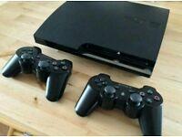 PS3 SLIM 250GB + BUNDLE
