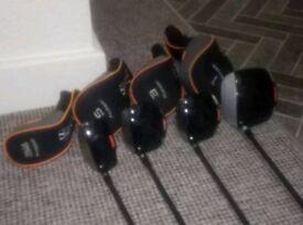 Slazenger HT 2 golf clubs