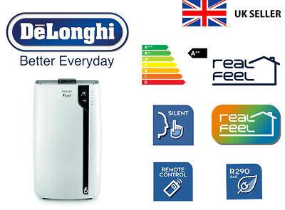 DeLonghi PACEX100 Silent Portable Air Conditioning DEHUMIDIFIER AIR CON 10000BTU