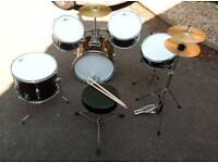 Drum kit junior 5 piece