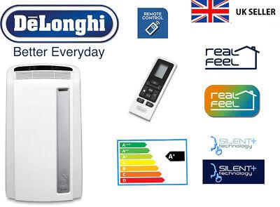 DeLonghi PACAN112 Silent Portable Air Conditioning DEHUMIDIFIER 11000BTU AIR CON