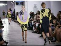 2 tickets for LONDON FASHION WEEK FESTIVAL on Friday 24th February 2017