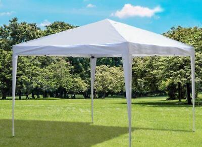Gazebo Tent white  Marquee Canopy Waterproof Outdoor Garden  Gazebo For Hire