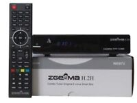 Zgemma H2H Cable IPTV Box 12 Months Warranty