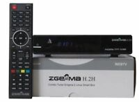 Zgemma H2H Cable Iptv Box 12 Months Warranty