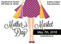 VENDORS WANTED- Mother's Day Market