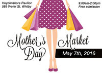 VENDORS WANTED- Mother's Day Market, Whitby