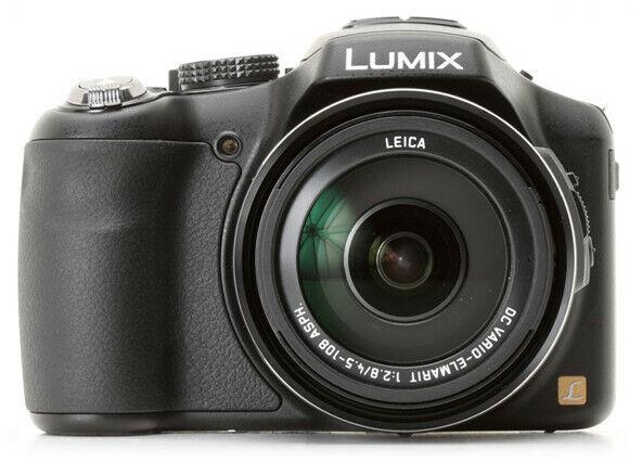 Panasonic LUMIX DMC-FZ200 Hochwertige Digitalkamera Superzoom