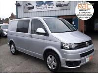 2013 13 VW TRANSPORTER T32 KOMBI VAN 140BHP 6 SPEED SPORTLINE PACK @ SIMPLY VANS