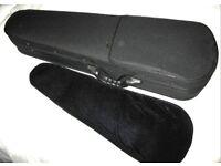 Violin case, in new condition