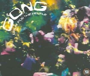 Opium for the People by Gong (CD, 2006, 2 Discs, Atom)