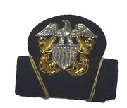 US Navy Officers Cap