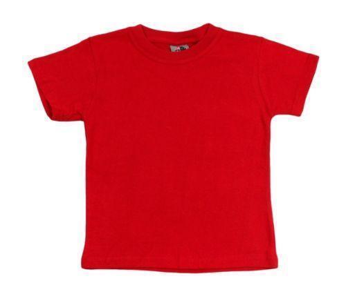 kids plain t shirts ebay