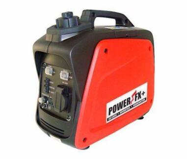 Powerforce 1.0 KVA Petrol Portable Camping Inverter Generator Fairfield East Fairfield Area Preview