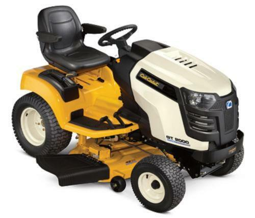 Cub Cadet Riding Mower | eBay